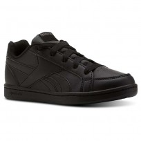 reebok royal prime παπουτσια παιδικα μαυρα/γκρι (524jgpbm)