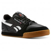Chaussure Reebok Phase 1 Pro Homme Noir/Blanche/Rouge (541SIHJN)