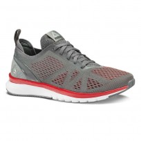 Chaussure Running Reebok Print Smooth Homme Rouge/Blanche (593LYTHO)