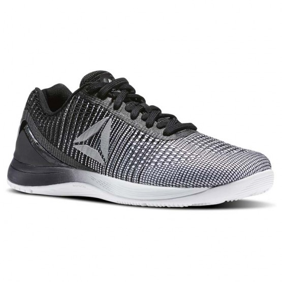 reebok crossfit nano αθλητικα παπουτσια γυναικεια γκρι/μπεζ/ασπρα/μαυρα/ασημι μεταλλικός (598qhwad)