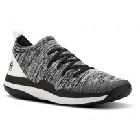 Reebok Ultra Circuit TR ULTK LM Studio Shoes Womens Black/White (610YTGMZ)