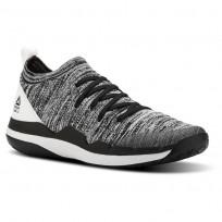 reebok ultra circuit tr ultk lm παπούτσια στούντιο γυναικεια μαυρα/ασπρα (610ytgmz)