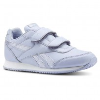 Chaussure Reebok Royal Classic Jogger Fille Blanche (621PSVTG)