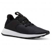 Reebok Ever Road DMX Walking Shoes Womens Black/White (626WNZQH)