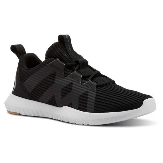 reebok reago αθλητικα παπουτσια γυναικεια μαυρα/καφε/γκρι (639hqemt)