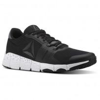 reebok trainflex2.0 αθλητικα παπουτσια ανδρικα μαυρα/ασπρα (639tomcq)