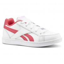 reebok royal prime παπουτσια για κοριτσια ασπρα/ροζ/ανοιχτο ροζ (641ldgyo)