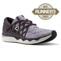Reebok Custom Floatride Run Running Shoes Womens Quartz/Purple Fog/Smoky Volcano (643URDFT)
