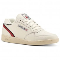 Reebok ACT 300 Shoes Mens Chalk/Paperwht/Collegiate Navy/Excellent Red (646HXLNI)