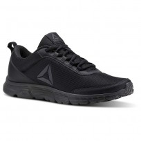 Reebok Speedlux 3.0 Running Shoes Mens Coal/Alloy (653KSORV)