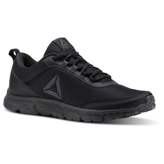 Reebok Speedlux 3.0 Running Shoes Mens Coal/Alloy (653KSORV)