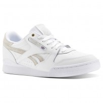 Chaussure Reebok Phase 1 Pro Homme Blanche (700TOHLG)