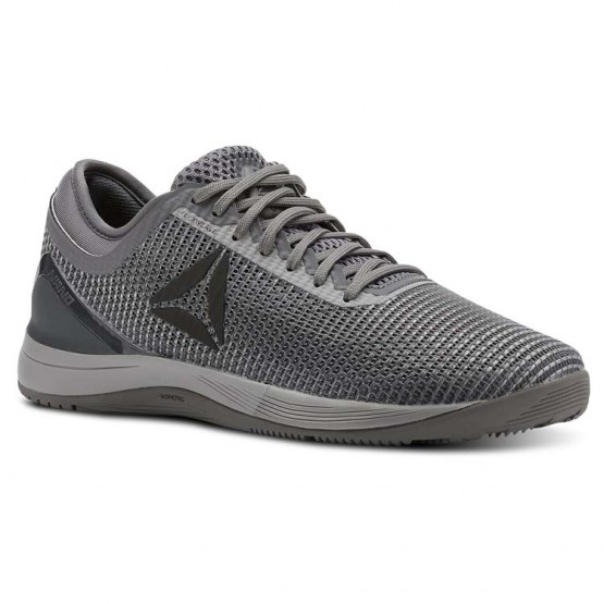 Reebok CrossFit Nano Shoes Womens Shark/Tin Grey/Ash Grey/Dark Silver (710WDZBS)