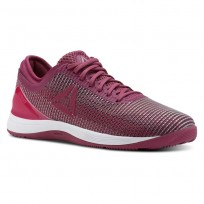 Reebok CrossFit Nano Shoes Womens Twisted Berry/Twisted Pink/Wht/Infused Lilac (728CJMTE)