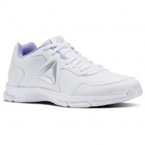 Reebok Express Running Shoes Womens Sandy Rose/Black/White/Skull Grey (736HBTSP)