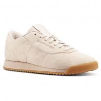 Reebok Princess Shoes Womens Wntr Fruit-Bare Beige/Bare Brown/Gum (750JFWET)