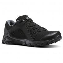 Reebok Trailgrip Walking Shoes Mens Black/Asteroid Dust/Coal (760JQVMX)