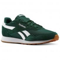 reebok royal ultra παπουτσια ανδρικα βαθυ πρασινο/ασπρα (767ipvgf)