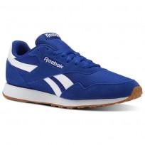 Reebok Royal Ultra Shoes Mens Collegiate Royal/White/Gum (768BNELJ)