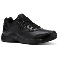 Reebok Walk Walking Shoes Mens Black (785MUFVB)