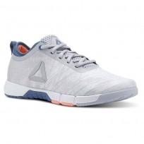 Reebok Speed Training Shoes Womens Spirit Wht/Cloudgry/Wht/Blueslate/Digitalpink (788UTEWK)
