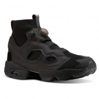 Reebok InstaPump Fury Shoes Mens St-Black/Digital Pink (805APUDZ)