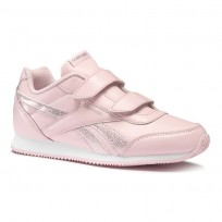 Reebok Royal Classic Jogger Shoes Girls Pastel/Practical Pink/White (820DUJOS)