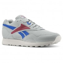 Reebok Rapide MU Shoes For Men Grey/Blue (849RIJGM)