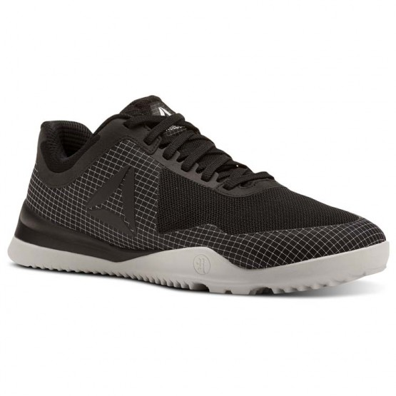Chaussure Reebok Froning 1 Homme Noir/Blanche/Grise (853PUDHE)