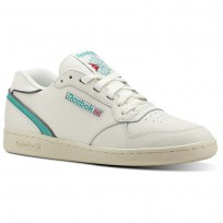 Reebok ACT 300 Shoes Mens Chalk/Paperwhite/Shark/Teal Energy (864RFTZS)
