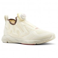 reebok pump supreme style παπουτσια για τρεξιμο ανδρικα μπεζ (865gjaiz)