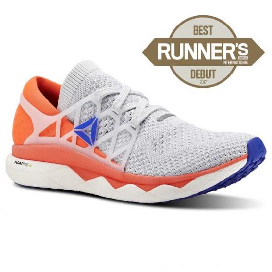 Chaussure Running Reebok Floatride Run Homme Blanche/Grise/Rouge/Bleu (866NXEKI)