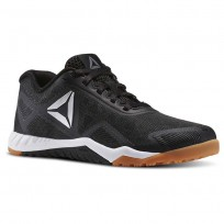 Reebok ROS Workout TR 2.0 Training Shoes Womens Black/Reebok Rubber Gum/White/Pure Silver (877BAVYO)