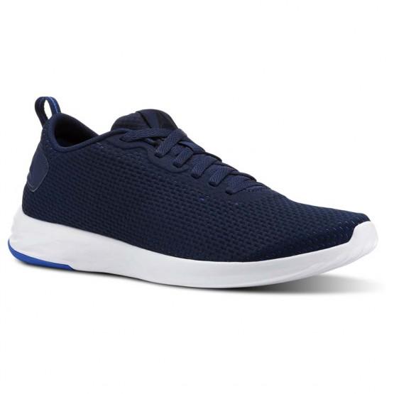 Chaussure de Marche Reebok ASTRO WALK 60 Homme Bleu Marine/Bleu/Blanche (883UPJIA)
