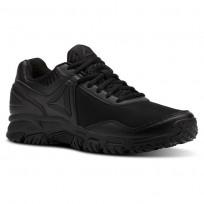 Reebok Ridgeride Trail 3.0 Walking Shoes Womens Black (887CLPRH)