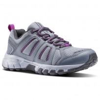 Reebok DMX Ride Comfort RS 3.0 Walking Shoes Womens Meteor Grey/Asteroid Dust/Ash Grey (894KBHIM)