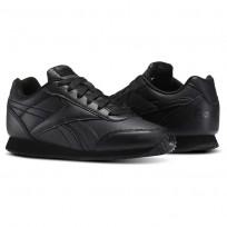 Chaussure Reebok Royal Classic Jogger Enfant Noir (917PIOCS)