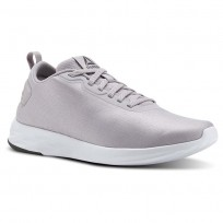 Reebok Astroride Walking Shoes Womens Lavendar Luck/Ash Grey/White (921PDQOB)