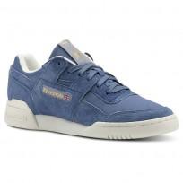 reebok workout lo παπουτσια γυναικεια μπλε (927ghajs)