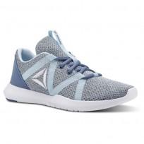 reebok reago αθλητικα παπουτσια γυναικεια μπλε/μπλε/ασπρα (939ycxoz)