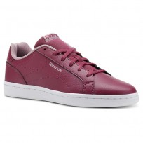 Reebok Royal Complete Shoes Womens Twisted Berry/Infused Lilac/White (948YDAUR)