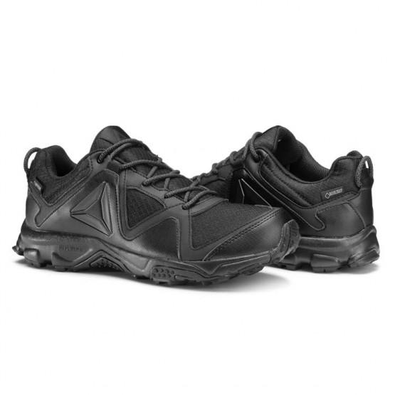 reebok franconia ridge 3.0 gtx ορειβατικα παπουτσια ανδρικα μαυρα (971becad)