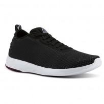 Reebok ASTRO WALK 60 Walking Shoes Mens Black/Rustic Wine/Cool Shadow/White (993LYIMR)