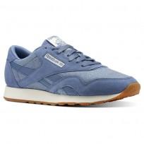 Chaussure Reebok Classic Nylon Homme Bleu (996KISHV)